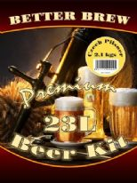 Better Brew Czech Pilsner 2.1 Kgs Beer Kit